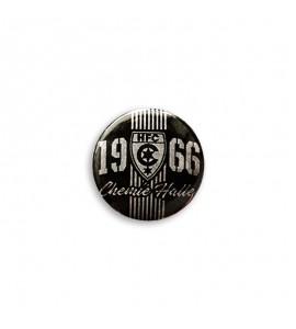 Button HFC Chemie schwarz