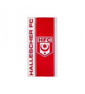 Handtuch rot/weiß