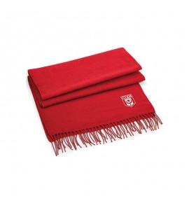 Schal Rot mit HFC-Logo