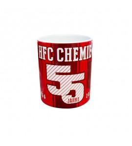 Tasse 55 Jahre HFC