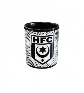Tasse HFC Logo schwarz