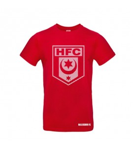 T-Shirt HFC Logo rot